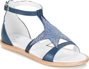 Acebos , Acebo's Sarino Girls's Sandals In Blue