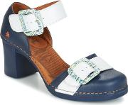 Art , Cannes Women's Sandals In Blue