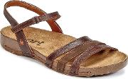 Art , I Breathe Women's Sandals In Brown