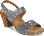 Art , I Feel Women's Sandals In Blue