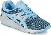 Asics , Gel-kayano Trainer Evo Women's Shoes (trainers) In Blue