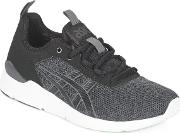 Asics , Gel-lyte Runner Women's Shoes (trainers) In Black