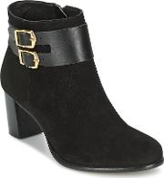 Betty London , Maiorca Women's Low Ankle Boots In Black
