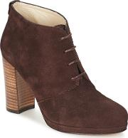 Betty London , Panay Women's Low Ankle Boots In Brown