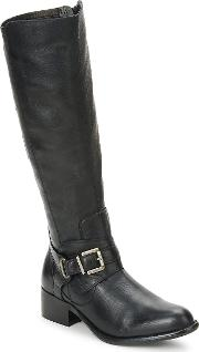 Betty London , Vernille Women's High Boots In Black