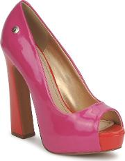 Blink , Lancaster Women's Court Shoes In Pink