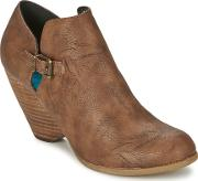 Blowfish , Mesquite Women's Low Ankle Boots In Brown