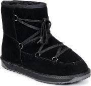 Booroo , Ainsley Women's Mid Boots In Black