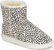 Booroo , Minnie Leo Women's Mid Boots In Brown