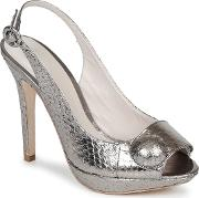Bourne , Amelie Women's Sandals In Silver