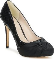 Bourne , Lindsey Women's Court Shoes In Black