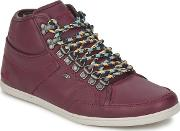 Boxfresh , Swapp-d Geo Men's Shoes (high-top Trainers) In Red