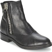 Bronx , Bmateo Women's Mid Boots In Black