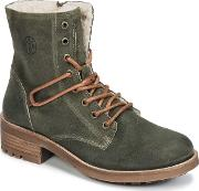Bullboxer , Chewim Girls's Mid Boots In Green