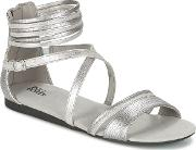 Bullboxer , Idoula Girls's Sandals In Silver