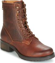 Bullboxer , Taga Women's Mid Boots In Brown