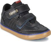 Camper , Pelotas Persil Boys's Mid Boots In Blue