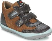 Camper , Peu Pista Boys's Shoes (trainers) In Brown