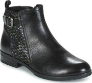 Caprice , Helina Women's Mid Boots In Black