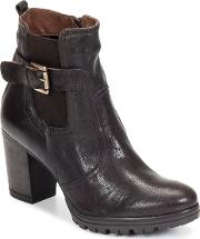 Casual Attitude , Medifa Women's Low Ankle Boots In Brown