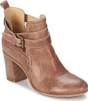 Casual Attitude , Serola Women's Low Ankle Boots In Brown