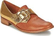 Chie Mihara , Durui Women's Casual Shoes In Gold