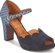Chie Mihara , Nadila Women's Sandals In Blue