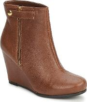 Chinese Laundry , Very Best Women's Low Ankle Boots In Brown