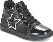Citrouille Et Compagnie , Fimogal Girls's Shoes (high-top Trainers) In Black