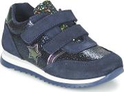Citrouille Et Compagnie , Lison Girls's Shoes (trainers) In Blue