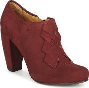 Coclico , Cass Women's Low Boots In Red