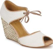 Coclico , Jien Women's Sandals In White