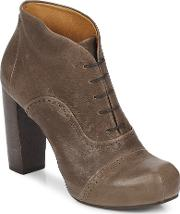 Coclico , Lillian Women's Low Ankle Boots In Brown