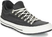 Converse , Chuck Taylor All Star Boot Ox Men's Shoes (trainers) In Black