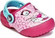 Crocs , Funlab Girls's Clogs (shoes) In Pink