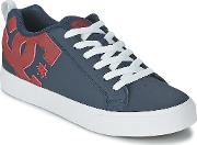 Dc Shoes , Court Vulc Men's Skate Shoes (trainers) In Blue
