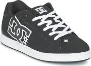 Dc Shoes , Net Men's Skate Shoes (trainers) In Black