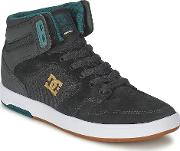 Dc Shoes , Nyjah High Se Women's Shoes (high-top Trainers) In Black