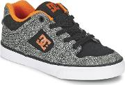 Dc Shoes , Pure Elastic Tx B Shoe Bgy Boys's Skate Shoes In Grey