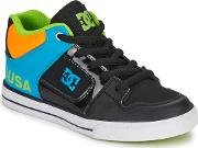 Dc Shoes , Radar Boys's Shoes (trainers) In Black