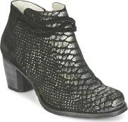 Dkode , Barak Women's Low Ankle Boots In Black