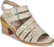 Dkode , Genna_a Women's Sandals In Beige