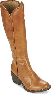 Dkode , Lexis Women's High Boots In Brown