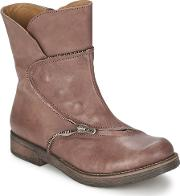 Dkode , Udini Women's Mid Boots In Brown