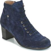 Dkode , Valyn-deep-navy-017 Women's Low Boots In Blue