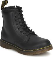 Dr Martens , Dm J Boot Girls's Mid Boots In Black