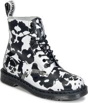 Dr Martens , Pascal Women's Mid Boots In Black