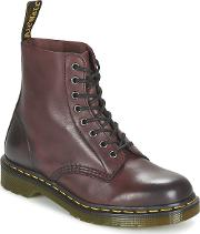 Dr Martens , Pascal Women's Mid Boots In Red