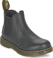 Dr Martens , Shenzi Girls's Mid Boots In Black