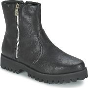 Duffy , Domelo Women's Mid Boots In Black